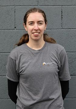 janelle van den berg, copper mountain electric office administrator